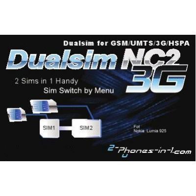 Dualsim adapter für NOKIA